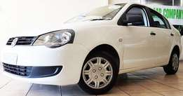 2011 Volkswagen Polo Vivo 1.4i Sedan
