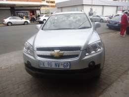 2010 chevrolet captiva LT 2.0 Available For Sale