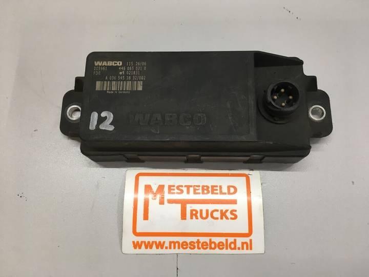 Wabco FDR control unit for MERCEDES-BENZ ACTROS MP2 truck