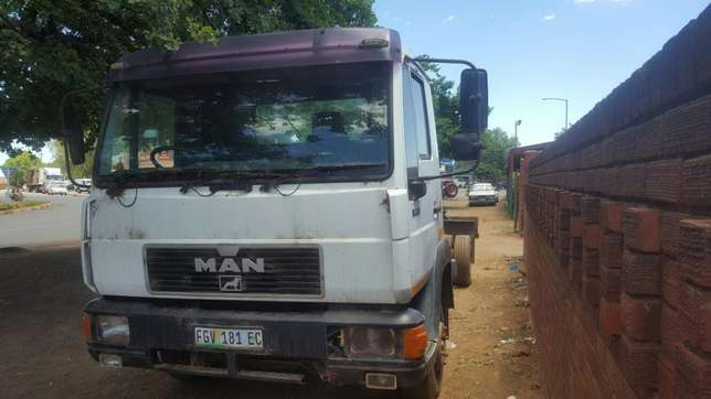 Man truck for sale Aliwal North - image 5
