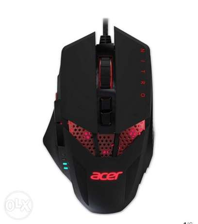 Acer Nitro Gaming Mouse And Nitro Headset Gaming
