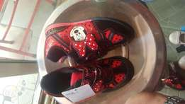 Disney minnie mouse sneakers