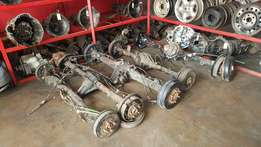 Now selling assorted Diff's for most makes of bakkies