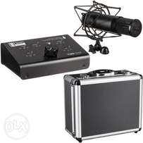 Slate Digital VMS Kit with ML-1 Modeling Mic and VMS ONE Preamp (New)