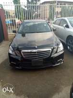 Benz E350 Tokunbo 2010 Model Lagos Clear Perfectly Condition 4Matic