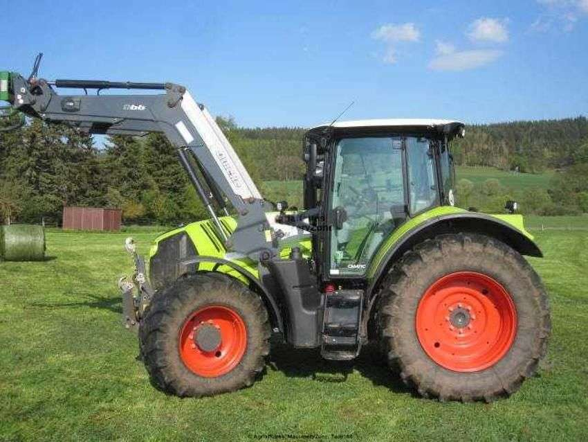 Claas arion 650 c-matic - 2016 - image 2