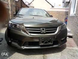Clean 2015/16 Model Honda Accord