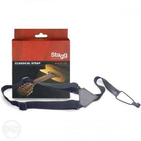 Stagg SNCL Nylon Strap For Classical Guitar