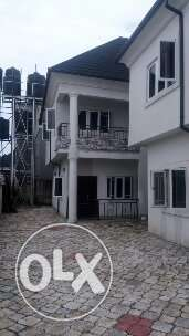 Two bedroom flat apartment Mgbuoba - image 1