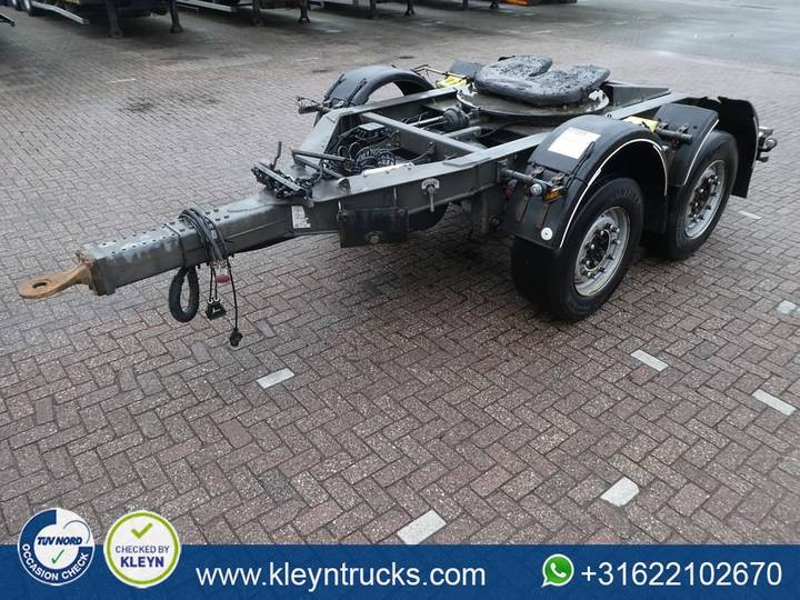 Schmitz Cargobull DOLLY 2 AXLES turning 5th wheel - 2014