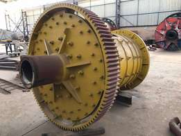 4x6 foot ball mill for sale