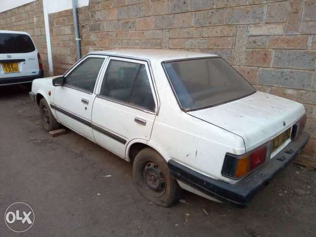 Nissan B11,in good condition,only tire change pressure,Ingine ok City Centre - image 3