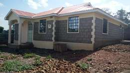 newly built 3 bdrm bungalow for sale in Kiserian