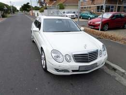2006 Mercedes E 350 Avantgarde 7G-Tronic Stunning condition