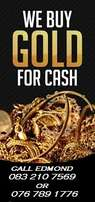 turn unwanted gold for cash