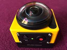 camera Kodak PIXPRO 360 for sale(working perfectly with accessories)