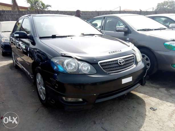 Toks 2007 Toyota sports edition. Negotiable price Lagos Mainland - image 2