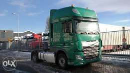 DAF XF 105.460 Euro 6 Manual Gearbox Super Space cab Left Hand Drive