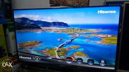 55 inch HISENSE 4K television! [Free delivery]