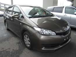 Selling Toyota Wish New Model