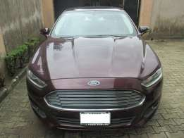 Very Clean Ford Fusion 013, Registered