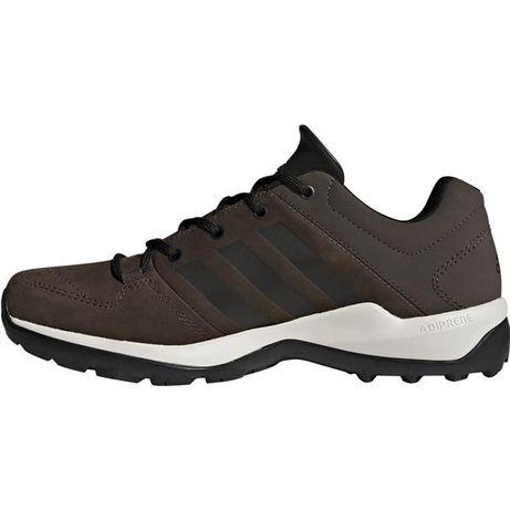 Buty męskie adidas Daroga Plus Lea brązowe B27270 różne rozm
