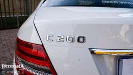 Mercedes Benz C200 BE Avantgarde A/T