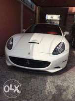 Just arrived Hush 2012 Ferrari Californa. N65million