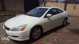 First Body 2006 Honda Accord Coupe
