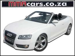 2009 AUDI A5 2.0T MULTITRONIC Convertible R249,890.00