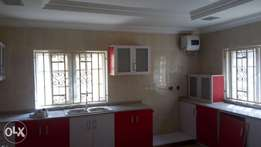 Spacious 5 bedroom duplex with 2 nos BQ for sale in Apo resettlement.