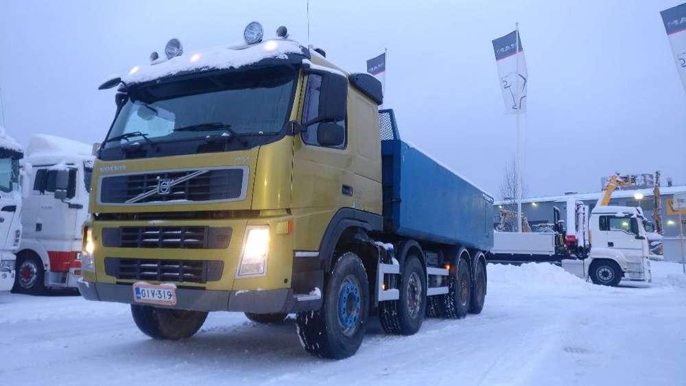 Volvo Fm 440 8x4 - 2009