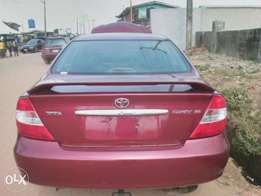 Extremely Clean Tokunbo Toyota Camry 2004 model