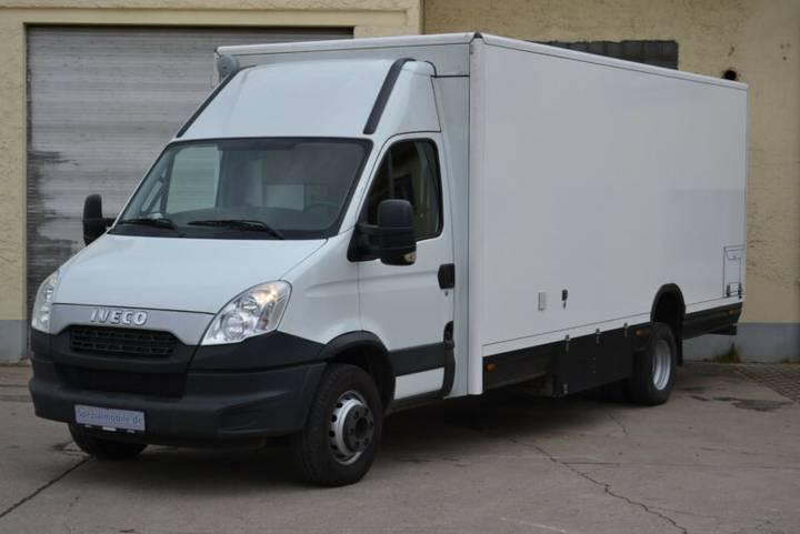 Iveco 70C170 Verkaufswagen Foodtruck Supermarkt RKB - 2014
