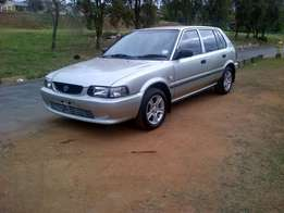2005 Toyota Tazz For Sale R12500