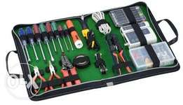 Network Electronic Maintance 34 piece TOOLKIT