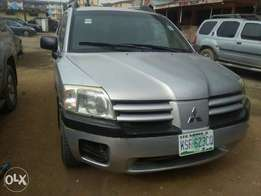 Mitsubishi Endeavour 2003 registered