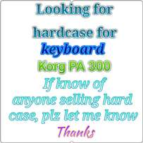 Looking for a keyboard hardcase