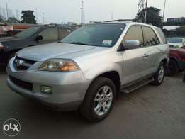 super clean tokunbo acura mdx 2005 model full option