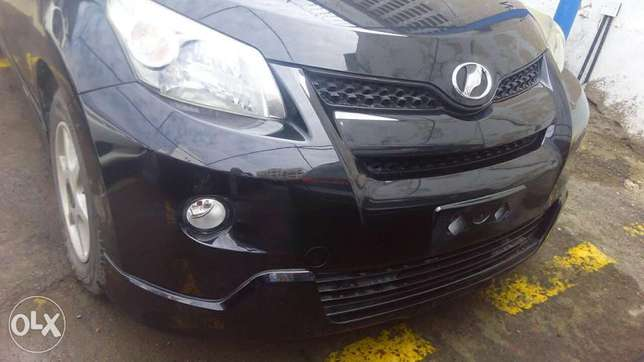 Toyota its black metallic colour fully loaded Mombasa Island - image 5