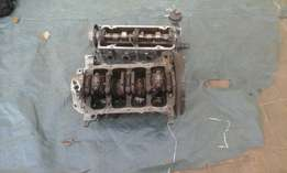 Am selling uno fiat engine & 4 glasses