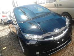 Toyota wish valve matic engine auto higher purchase accepted deposit