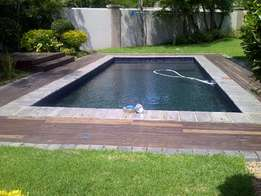 Gauteng Swimming Pool Installers Services
