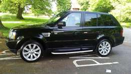 Range Rover Sport KBW Quick and must Sale