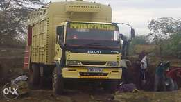 Well maintained isuzu FVR