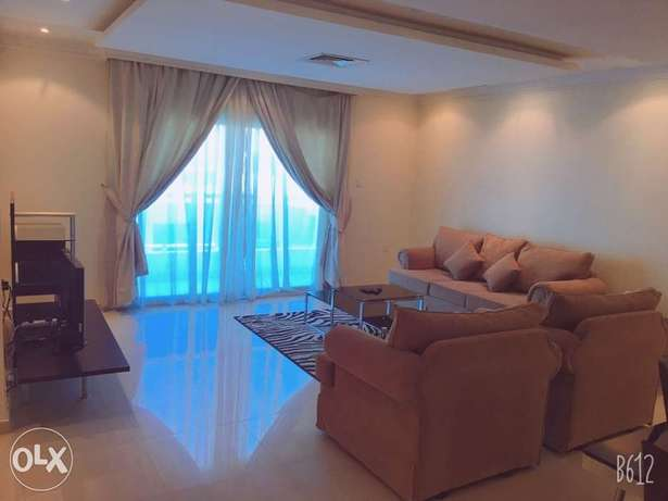 unique fully furnished 2 master bed with all facilities in mangaf