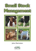 Book Small Stock Farming