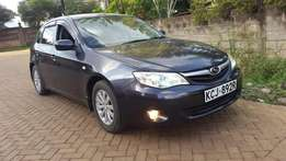 Subaru Impreza -Excellent condition-Manual Transmission-Year 2009
