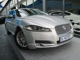 2014 Jaguar XF 2.2 D Luxury Automatic