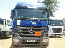 Actros 2546- YOM 2011 LIMITED UNITS